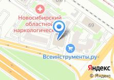 Компания «Городской центр бронирования и туризма» на карте