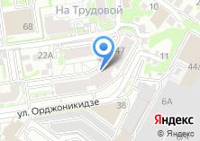 Компания «Новосибирское Объединение Агентств Недвижимости» на карте