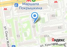 Компания «Путеец» на карте
