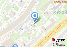 Компания «Аббат Авто» на карте