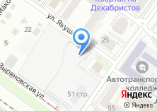 Компания «Бивер» на карте
