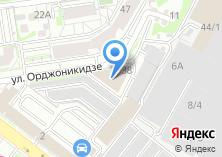 Компания «Сибирский экспресс» на карте