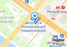 Компания «АМВ Сервис» на карте
