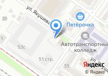 Компания «МОТОР Центр» на карте