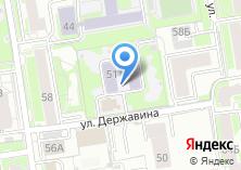 Компания «Детский сад №421» на карте
