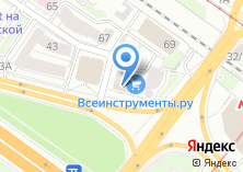 Компания «Глобал Драйв» на карте
