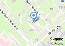 Компания «Адвокатский кабинет Кошкина А.А.» на карте