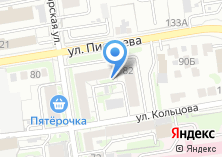 Компания «АВИС» на карте
