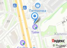 Компания «Автостоянка на Ипподромской» на карте