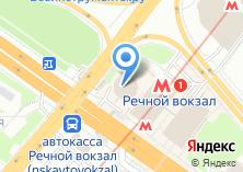 Компания «Речной» на карте