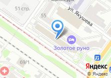 Компания «ЦЕНТР ПРАВА» на карте