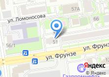 Компания «ЭКСПЕРТ ЛИНГВО» на карте