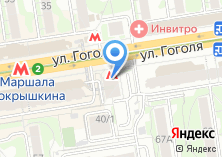 Компания «Сибирский Информационный Сервисный Центр» на карте