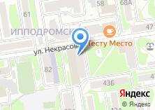 Компания «Космополитан» на карте
