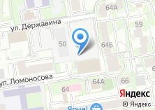 Компания «РосАудит-Новосибирск» на карте