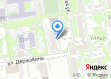 Компания «Рысь» на карте