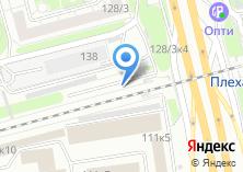 Компания «Автостоянка на ул. Кропоткина» на карте