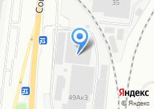 Компания «Дистрибьюторская Менеджмент Система» на карте