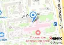 Компания «Русский Легион» на карте
