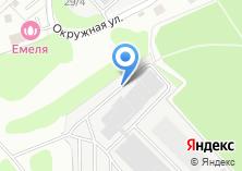 Компания «Новосибирская Электронная Компания» на карте