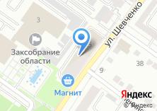 Компания «Оконная сервисная служба» на карте
