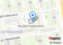 Компания «Сибирьнефтегаз» на карте