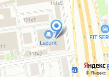 Компания «АСМ-мебель» на карте