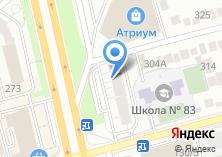 Компания «Партклуб» на карте