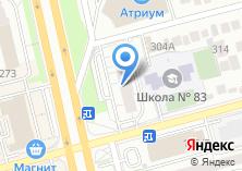Компания «101РУ» на карте
