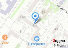Компания «СКИМС-проект» на карте