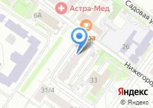 Компания «ЮРИСТ ГРУПП» на карте