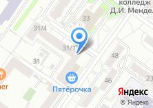 Компания «СКИМС» на карте