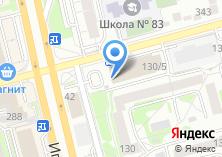 Компания «Уютмаркет» на карте