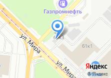 Компания «АВТОФОРУМ» на карте