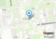 Компания «Продуктовый магазин на ул. Крылова» на карте