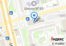 Компания «СибАвтоИндустрия» на карте