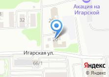 Компания «НСК-Груз» на карте