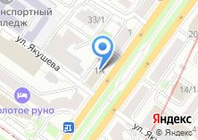 Компания «ТоргСтройКомплект» на карте