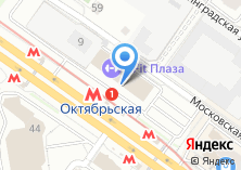 Компания «СД АЛЬФА КАПИТАЛ» на карте