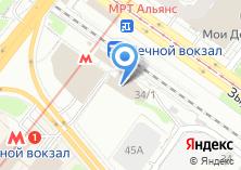 Компания «Сибирский Гурман» на карте