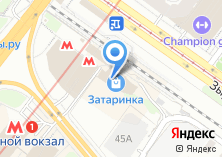 Компания «Магазин хозяйственных товаров и инструмента» на карте