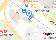 Компания «Велиция» на карте