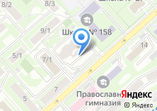 Компания «Сибтрубопроводстрой-Восток» на карте