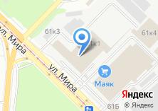 Компания «Векта» на карте