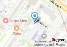 Компания «Сибавтоматика-Новосибирск» на карте