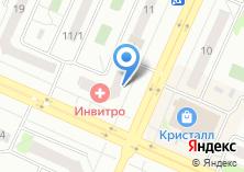 Компания «Детский медицинский кабинет Елены Симанович и Елены Родиной» на карте