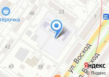 Компания «Сибирский институт франкофонии» на карте