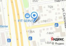 Компания «Neste Oil» на карте