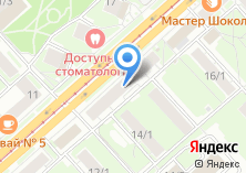 Компания «24 ГРАДУСА» на карте