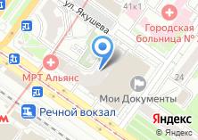 Компания «Строящийся жилой дом по ул. Зыряновская» на карте